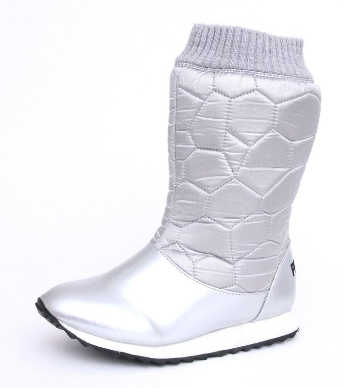 boty dámské zimní PROTEST - Ribbas - 248 SILVER