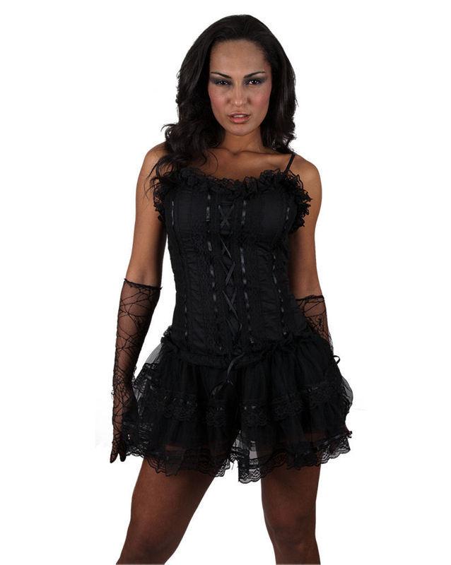 Černé dámské šaty jsou v kurzu (http://www.blackstyle.cz)