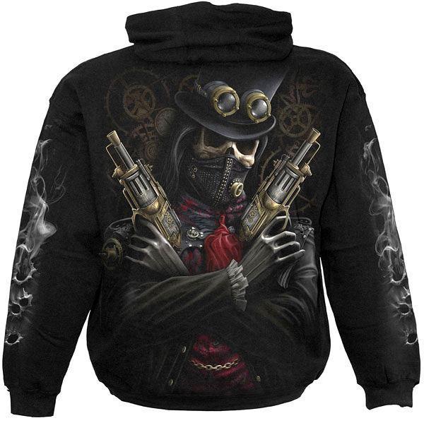 mikina pánská SPIRAL - Steam Punk Bandit - T042M451