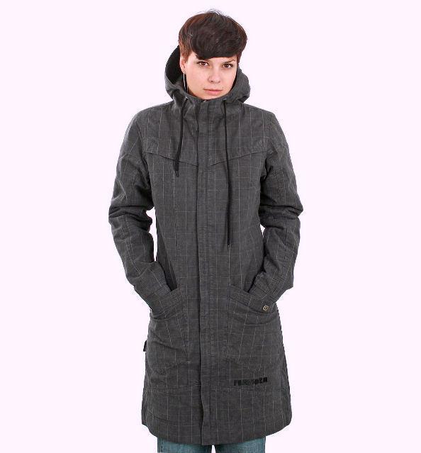 bunda -kabátek- dámská zimní FUNSTORM - Cody - 21 BLACK