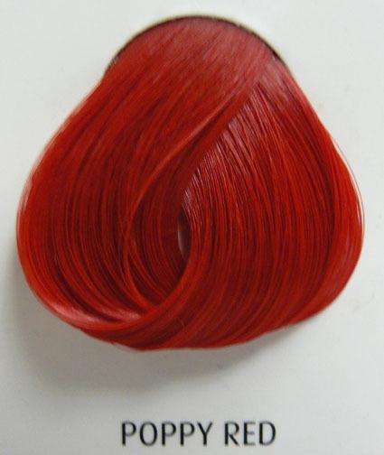 barva na vlasy DIRECTIONS - Poppy Red
