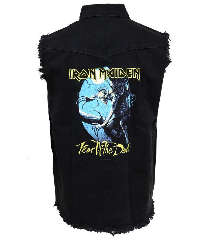 vesta pďż˝nskďż˝ Iron Maiden - Fear Of The Dark - RAZAMATAZ - WS020
