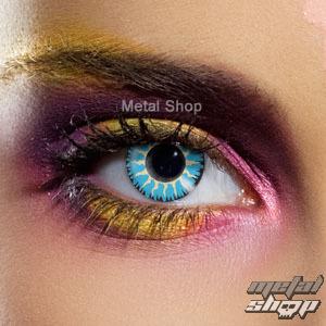kontaktní čočka Blue Glamour - EDIT - 82152