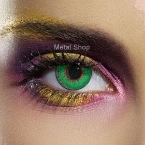 set kontaktní čočka Green 3 Tone a desinfekční sada - EDIT - 82441