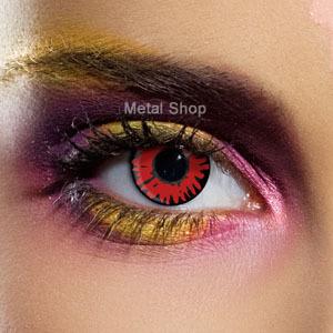 set kontaktní čočka Twilight Volturi a desinfekční sada - EDIT - 81507