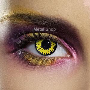 set kontaktní čočka Twilight Werewolf a desinfekční sada - EDIT - 80051