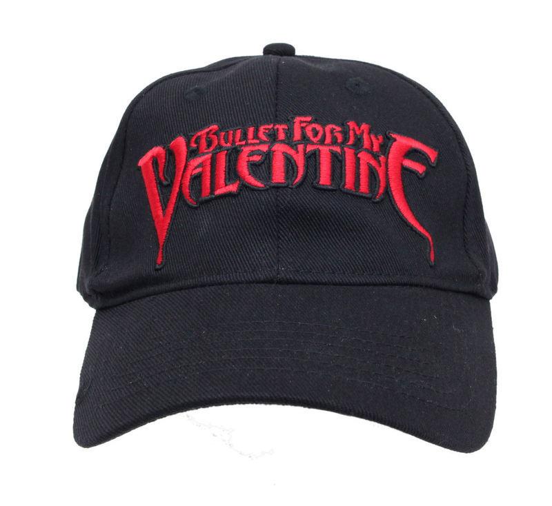 kšiltovka Bullet For My Valentine - 3D Emroidered - BRAVADO