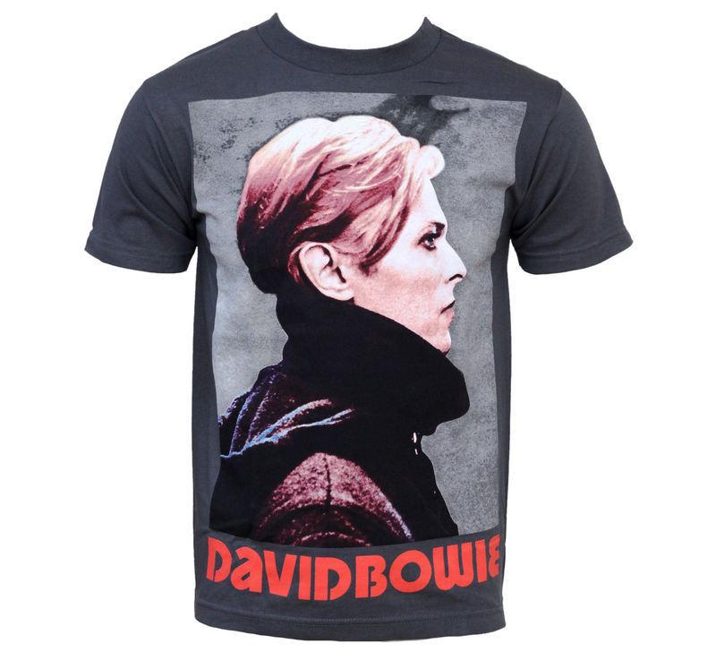 tričko pánské David Bowie - Low Profile - BRAVADO - DVB1002