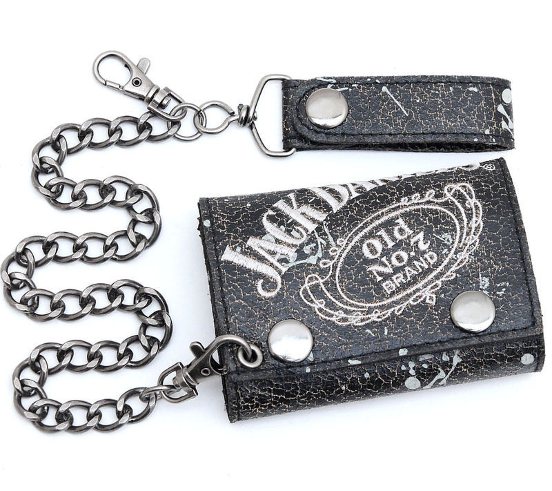 peněženka Jack Daniels - Black Painted - LW209213JDS