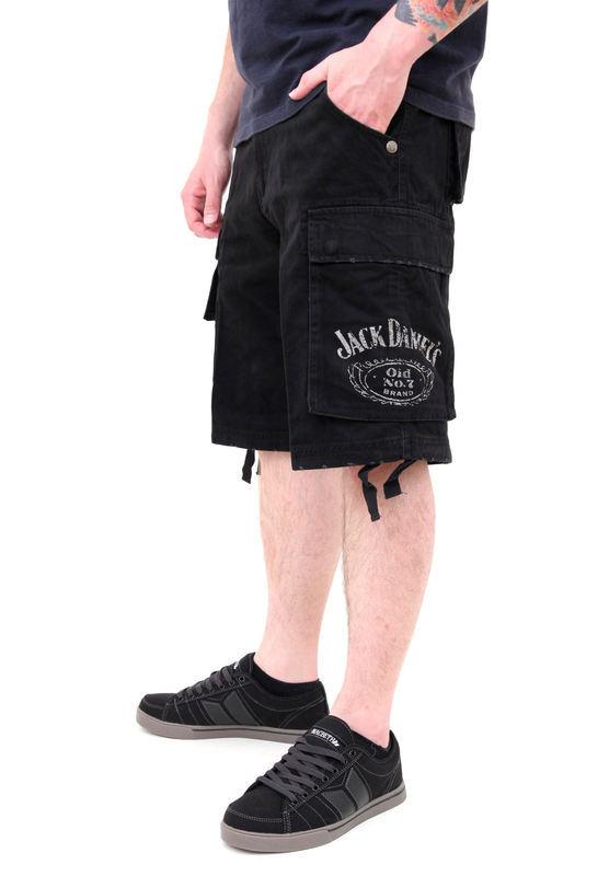 kraťasy pánské Jack Daniels - SH623016JDS