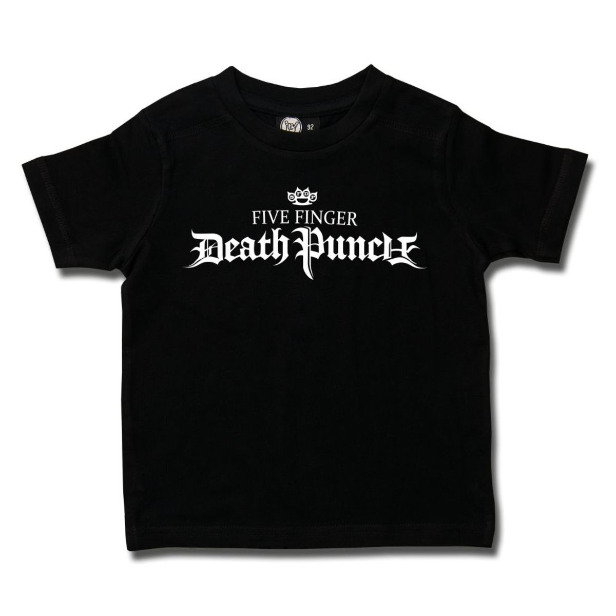 tričko dětské Five Finger Death  Punch (Logo) - black - Metal-Kids - 599-25-8-7