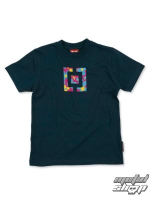 tričko dětské HORSEFEATHERS - Clou - petrol