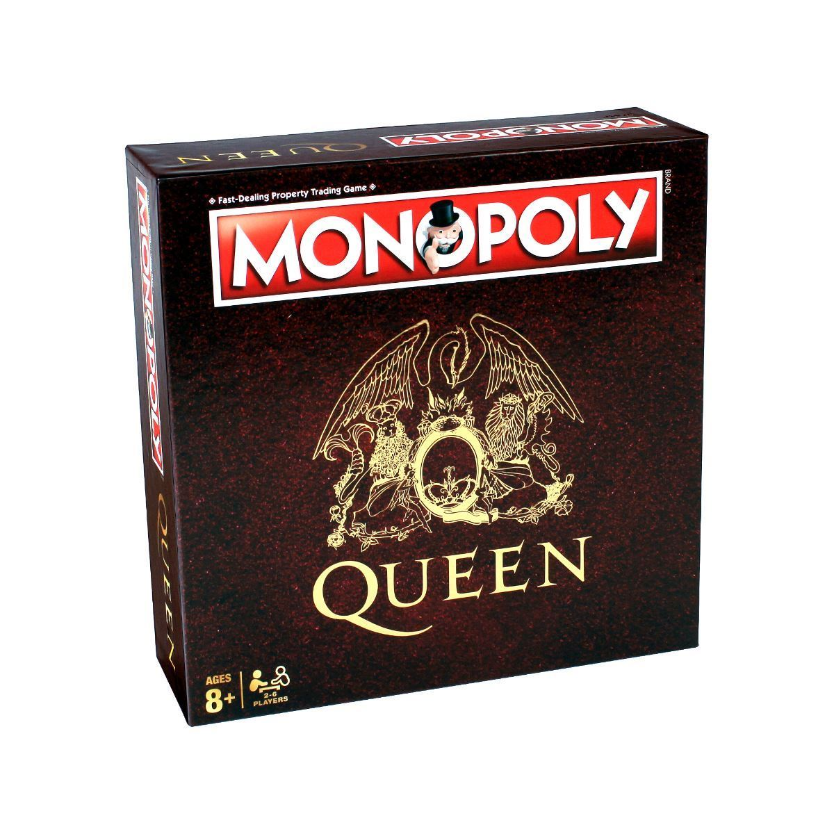 hra Queen - Monopoly - WM-MONO-QUEEN