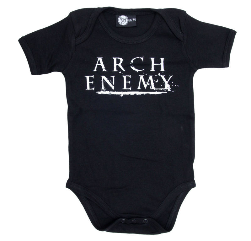 body dětské Arch Enemy - Logo - Black - Metal-Kids - MK242