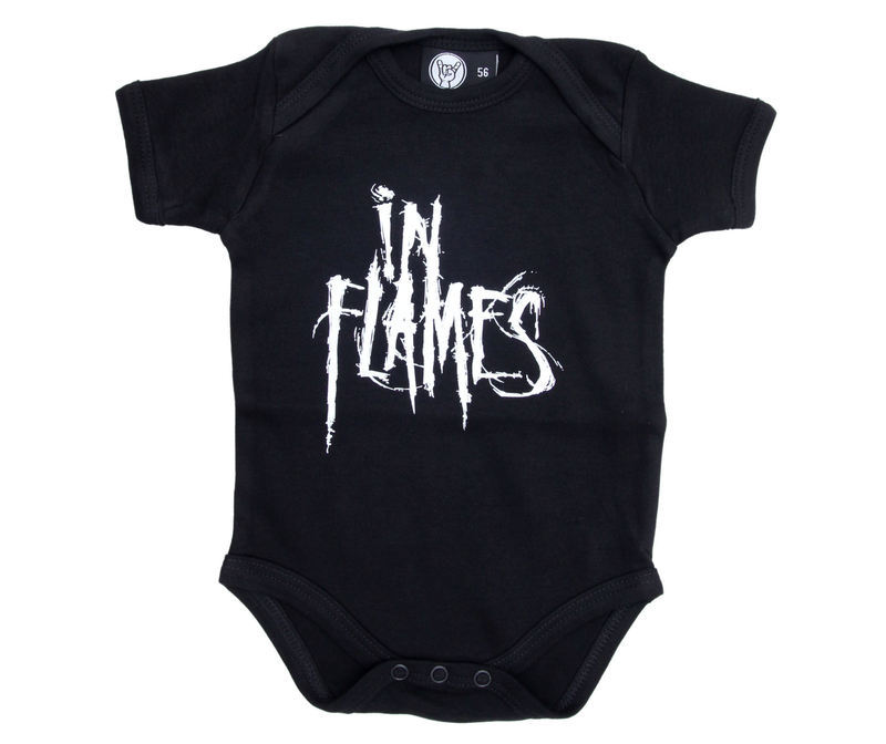 Metal-Kids In Flames Logo