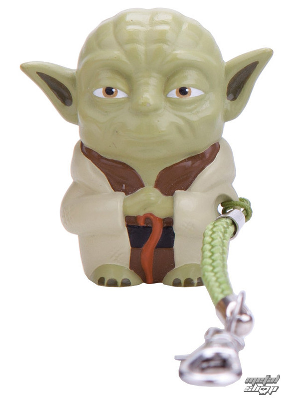 USB čtečka micro SD karet (flash disk) - STAR WARS - Yoda - SW004