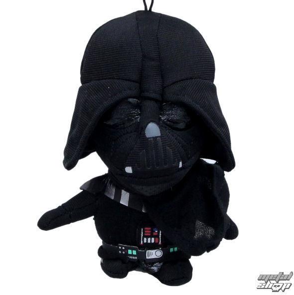 plyšová hračka (klíčenka) Star Wars - Darth Vader - 741010 - JTOY