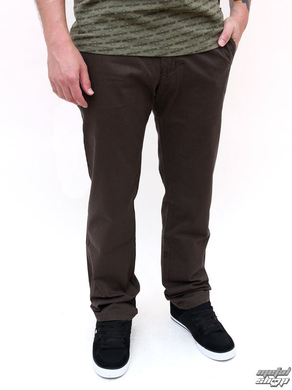 kalhoty pánské FUNSTORM - Eston - 04 hnědá