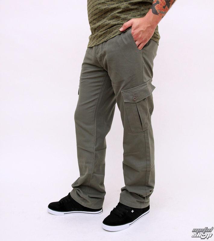 kalhoty pánské FUNSTORM - Leal - 19 šedá
