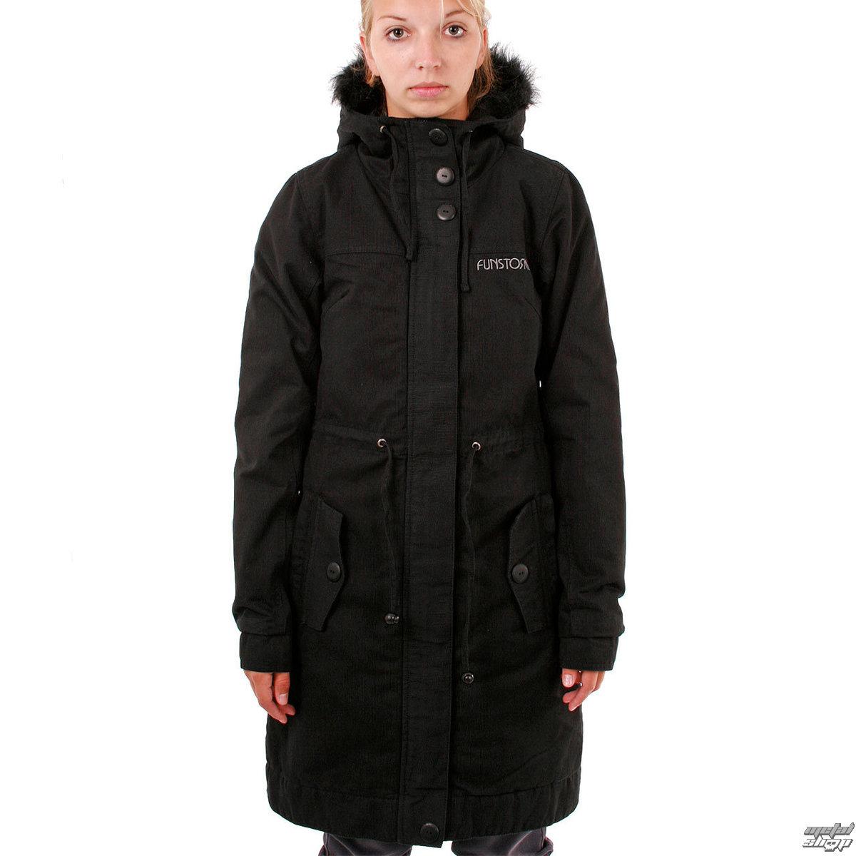 bunda -kabátek- dámská zimní FUNSTORM - Ledoy - 21 BLACK