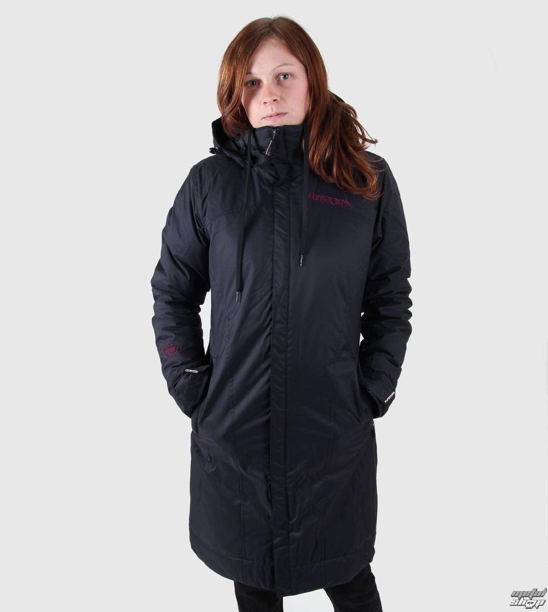bunda -kabátek- dámská zimní FUNSTORM - Jena - 21 BLACK