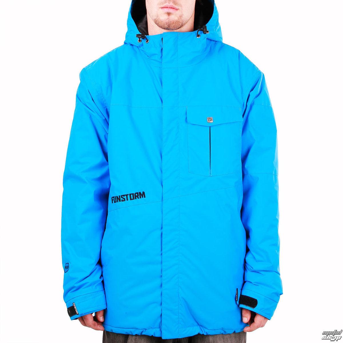 bunda pánská zimní FUNSTORM - Raton - 14 BLUE