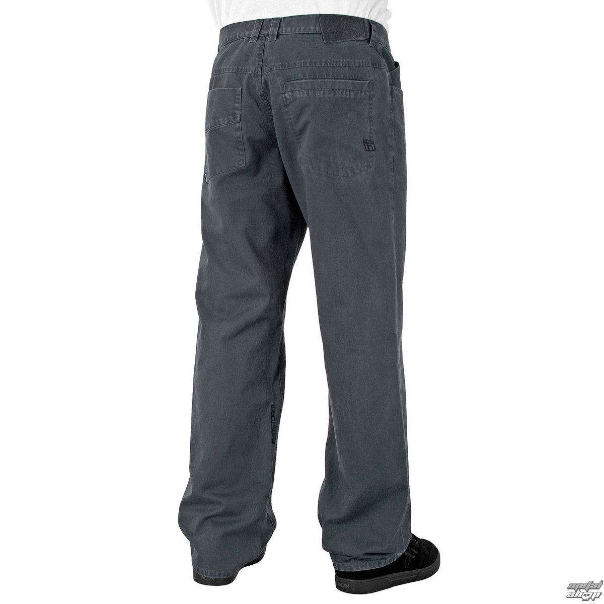 kalhoty pánské FUNSTORM - Pekin - 20 d Grey