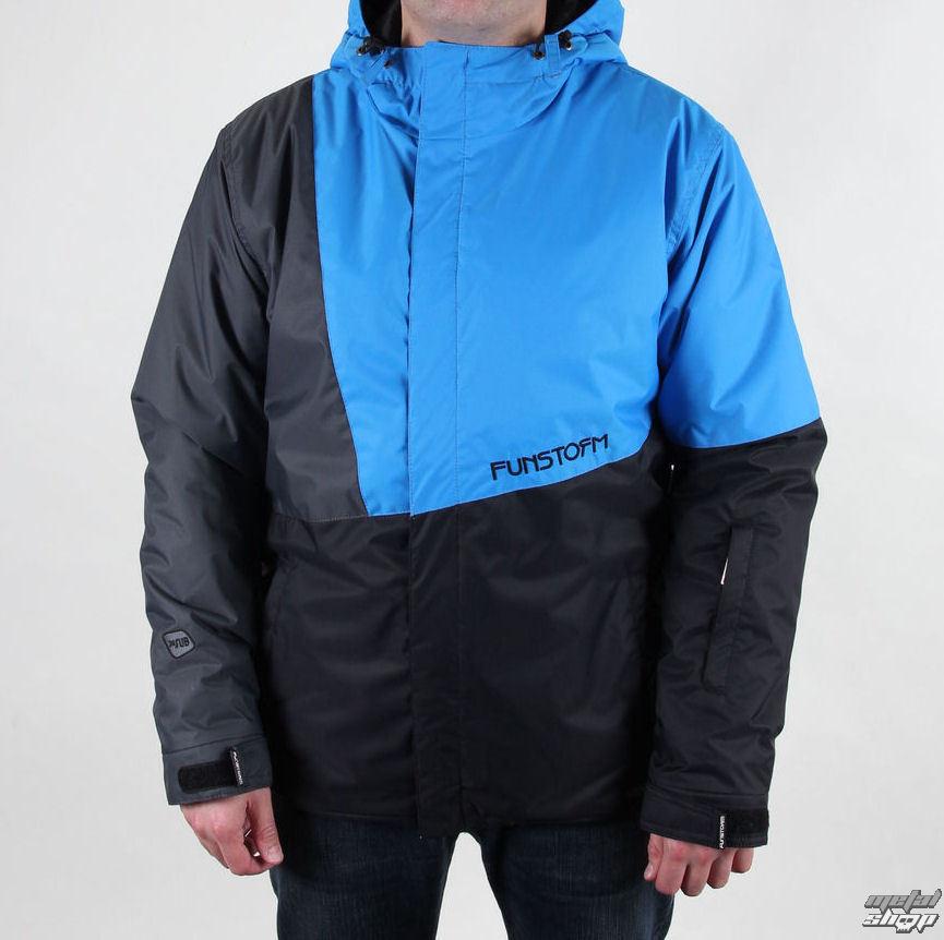 bunda pánská SNB zimní FUNSTORM - Elkin - 14 Blue