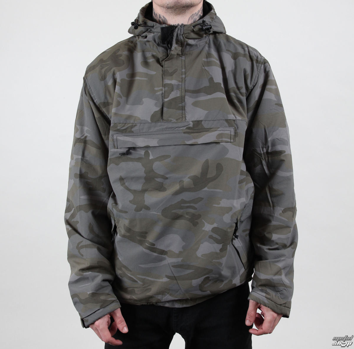 bunda (větrovka) SURPLUS - Windbreaker - Nightcamo - 20-7001-31