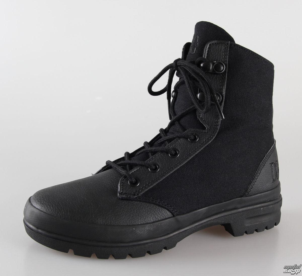 boty dámské DC - Truce - Black/Black-BB2