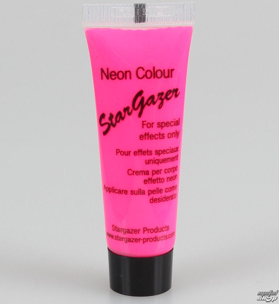 barva na tělo a obličej STAR GAZER - Neon Pink - SGS117
