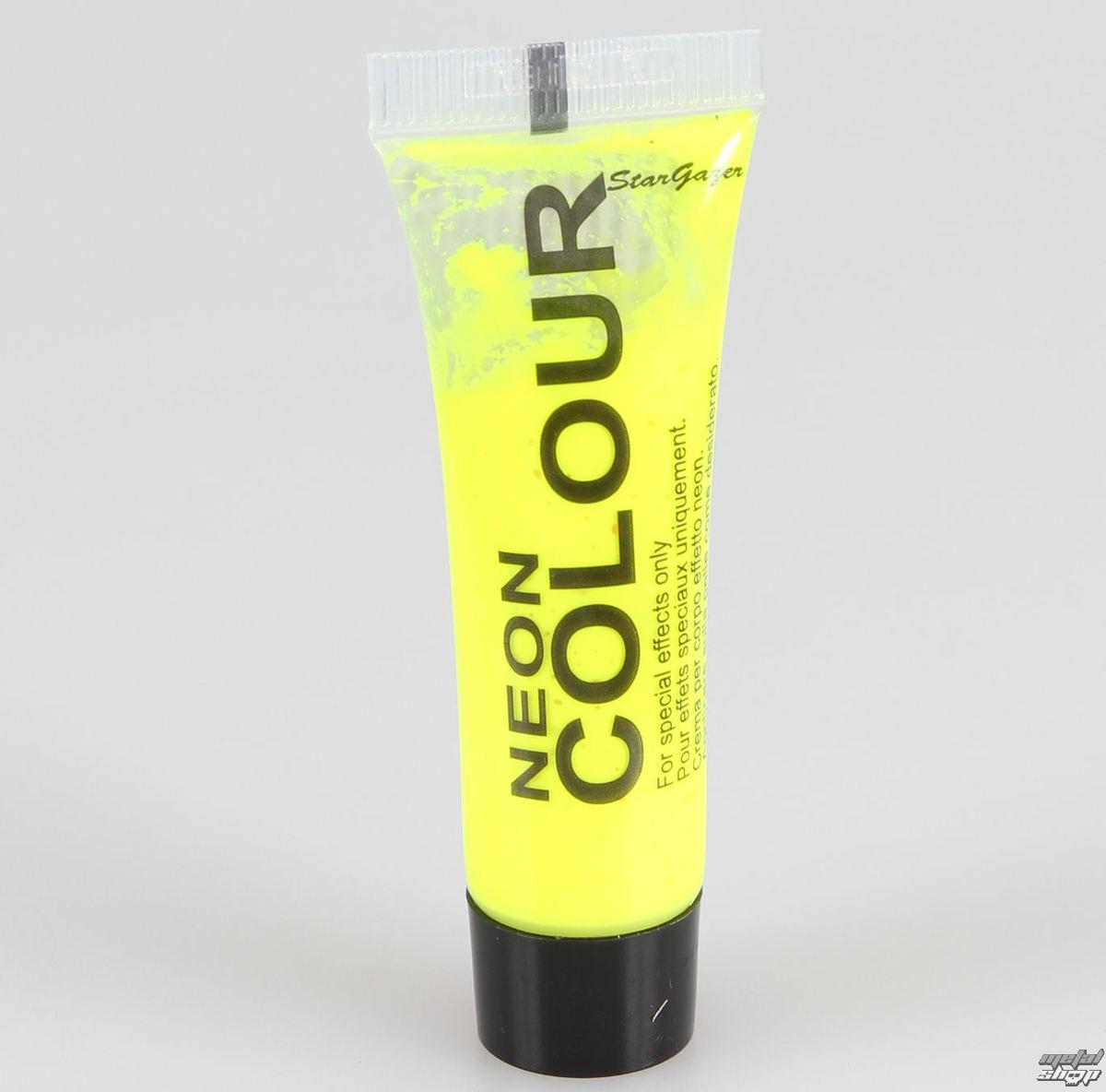 barva na tělo a obličej STAR GAZER - Neon Yellow - SGS117