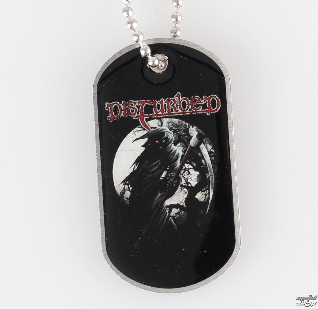 obojek (psí známka) Disturbed - Reaper - RAZAMATAZ - DT041