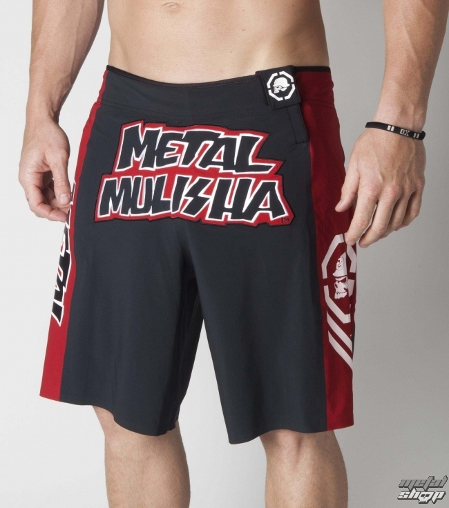 boxerské kraťasy METAL MULISHA - Revelation - Blk