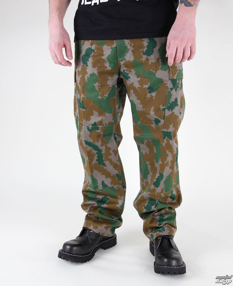 kalhoty pánské MIL-TEC - US Feldhose - NVA Flachentarn - 11805031