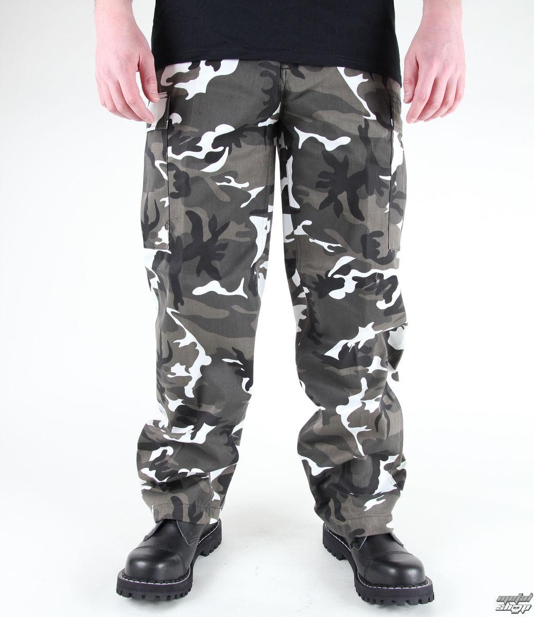 kalhoty pánské MIL-TEC - US Ragner Hose - BDU Urban - 11810022