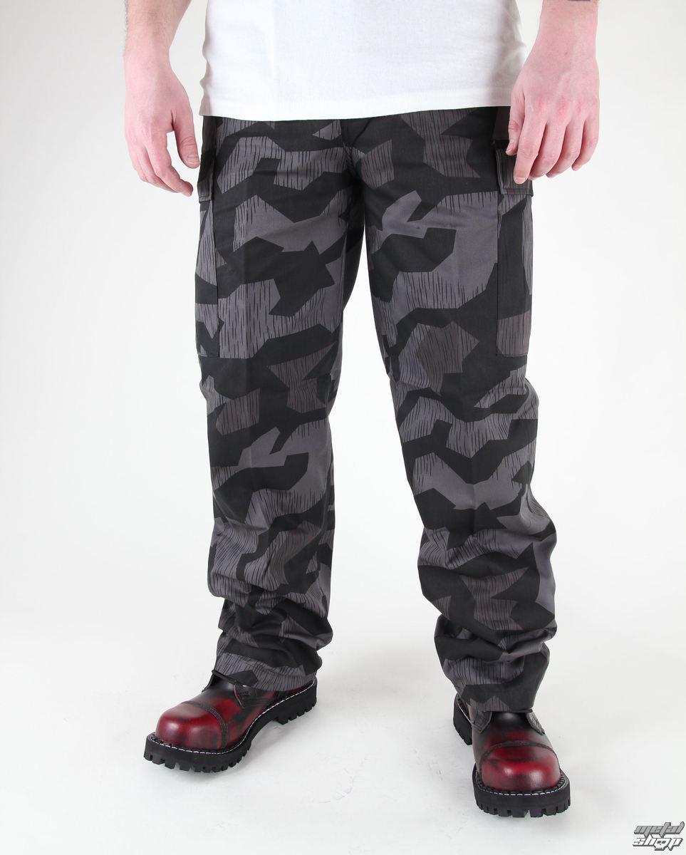 kalhoty pánské MIL-TEC - US Ranger Hose - BDU Splinternight - 11810054