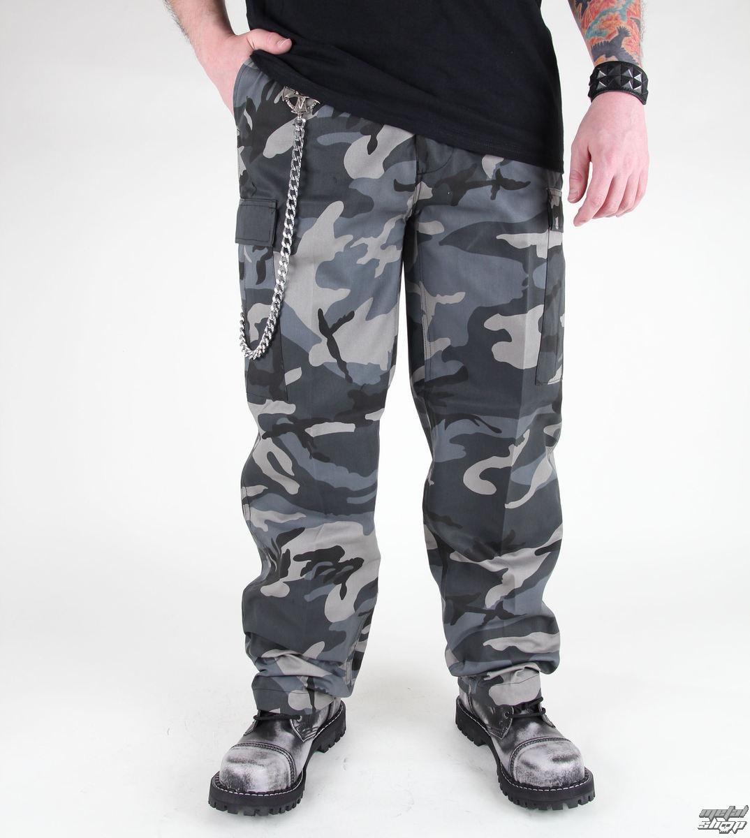 kalhoty pánské MIL-TEC - US Rangr Hose - BDU Dark Camo - 11810080