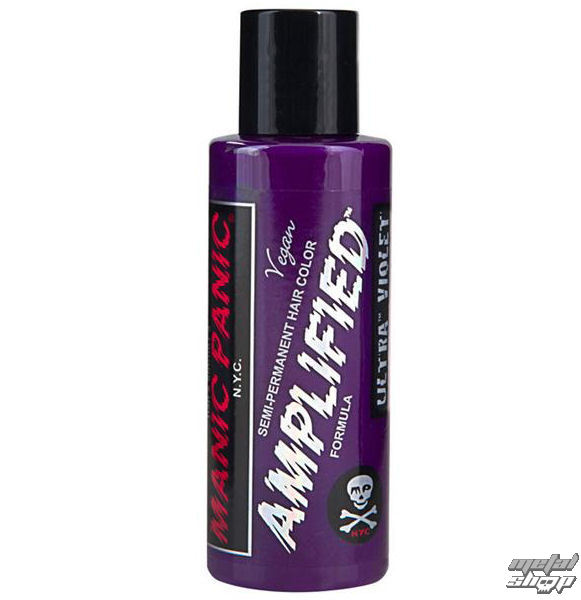 barva na vlasy MANIC PANIC - Amplified - Ultra Violet