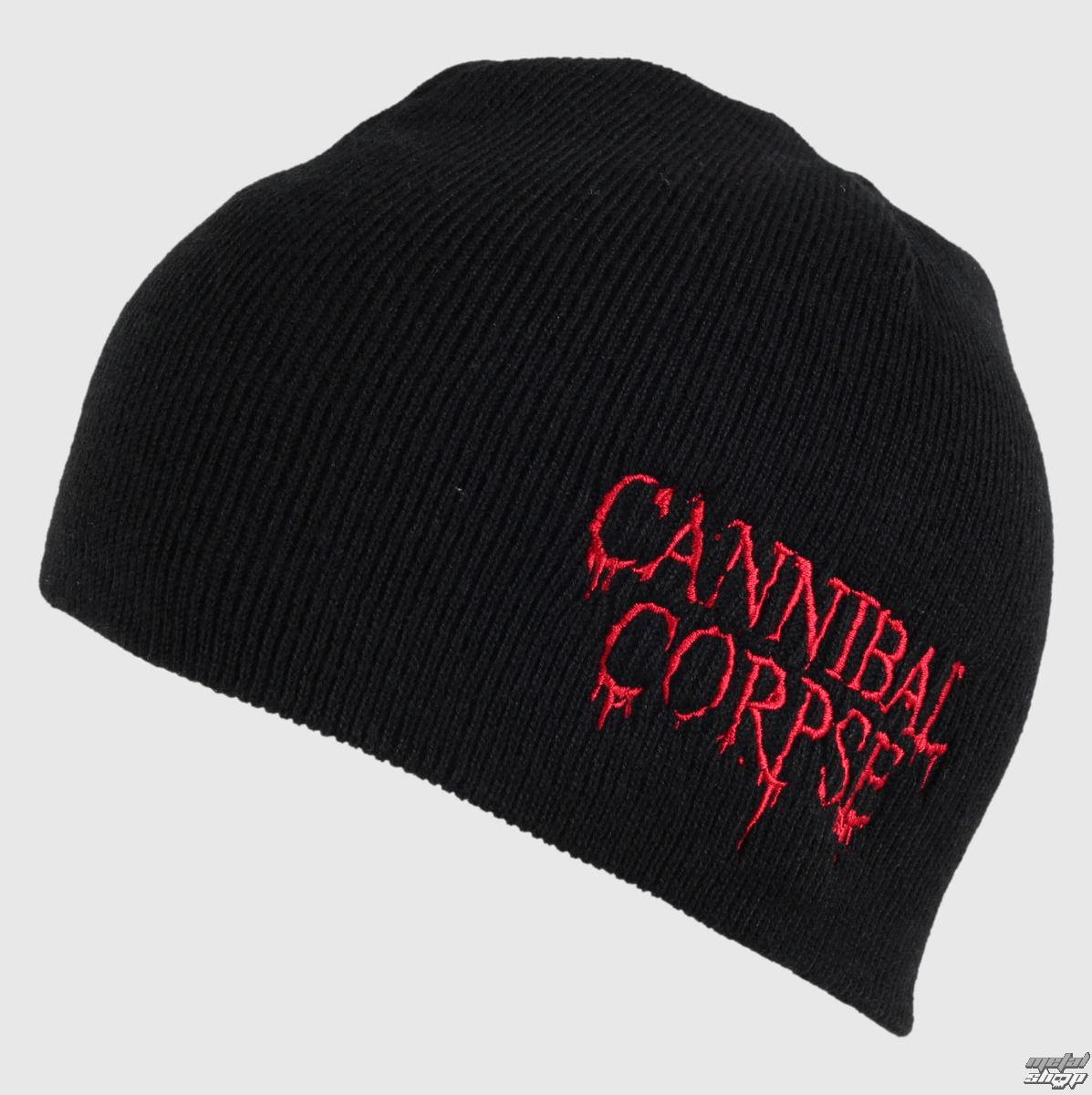 1d8b8d16896 kulich Cannibal Corpse - Logo - PLASTIC HEAD - PHHAT027 - metalshop.cz