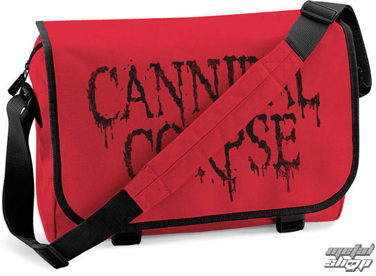 taďż˝ka Cannibal Corpse - Logo - PLASTIC HEAD - PHBAG027