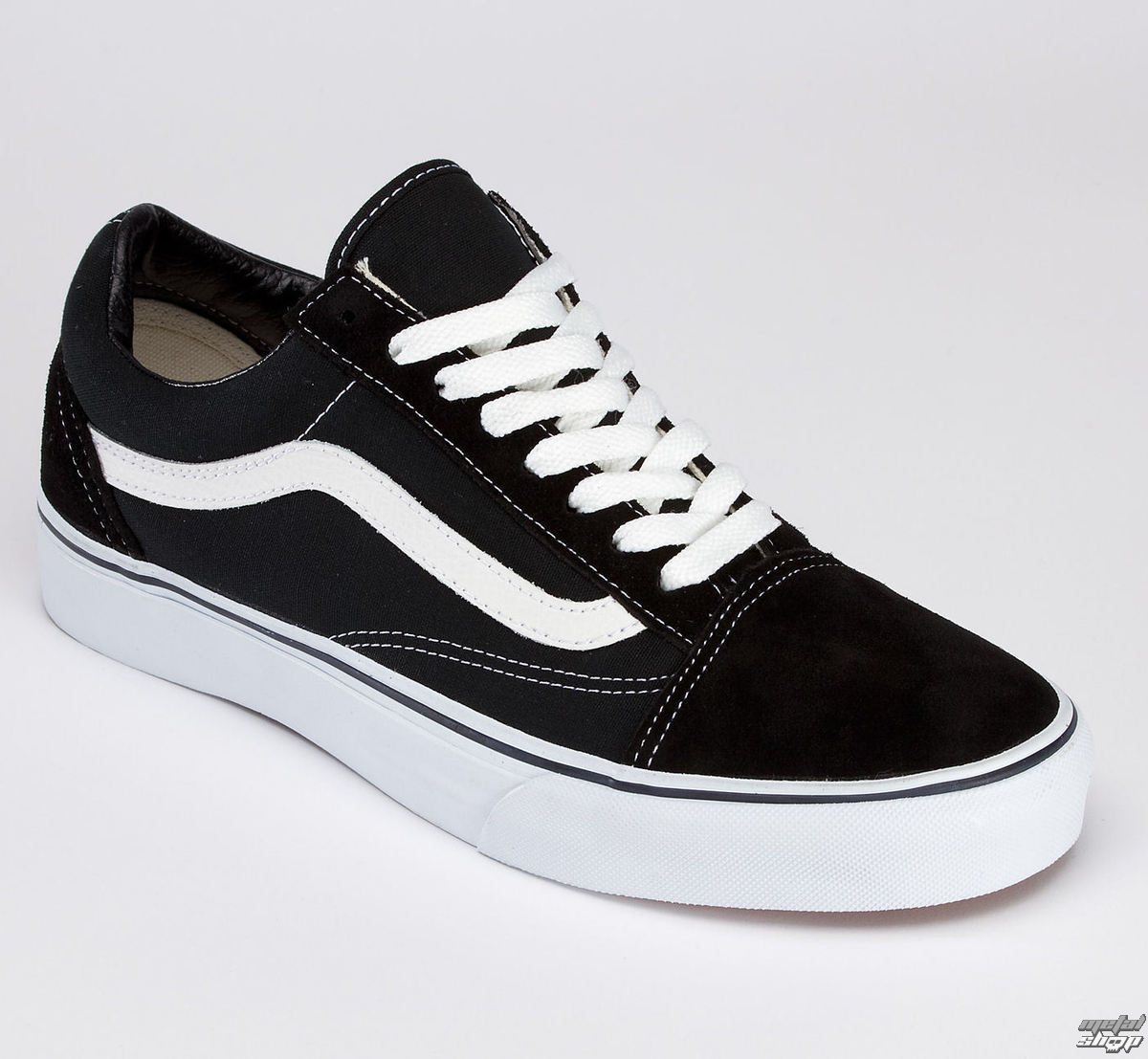 boty VANS - Old Skool - Black/White - VD3HY28
