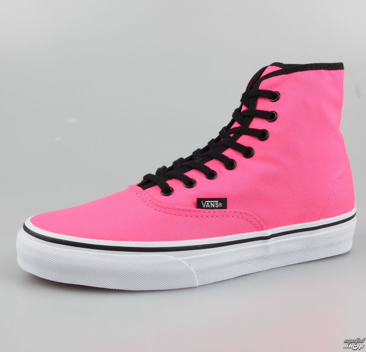 boty VANS - Authentic HI - Neon Pink