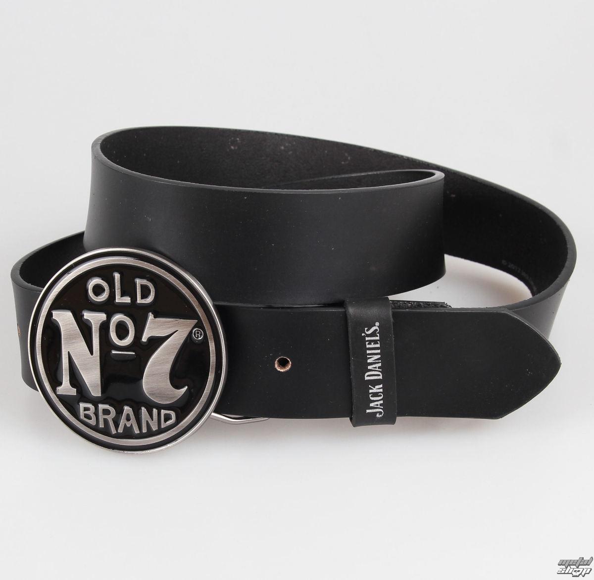 pásek Jack Daniels - Old no.7 - BIOWORLD - BT001592JDS