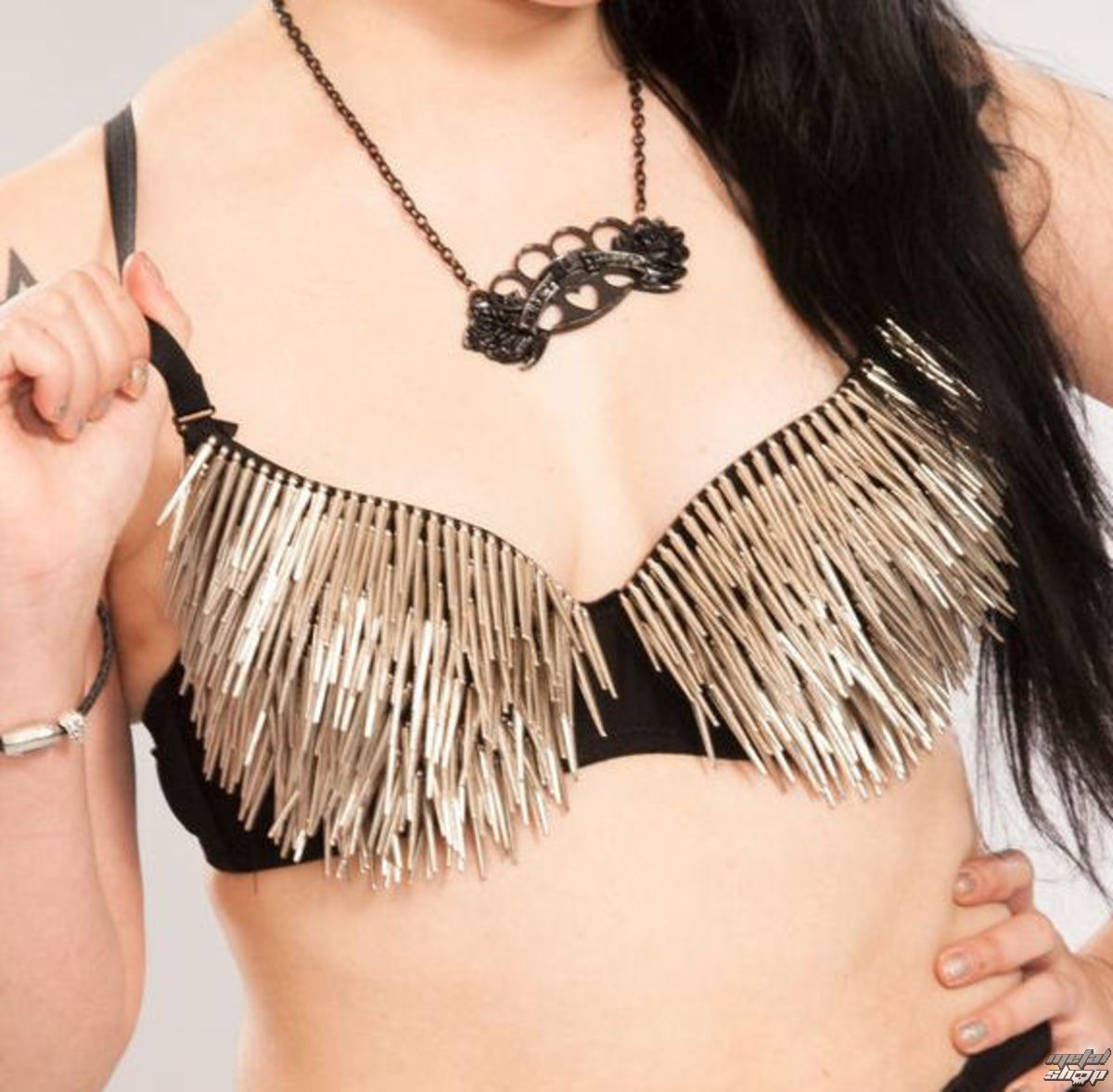 POIZEN INDUSTRIES Spike Bra S