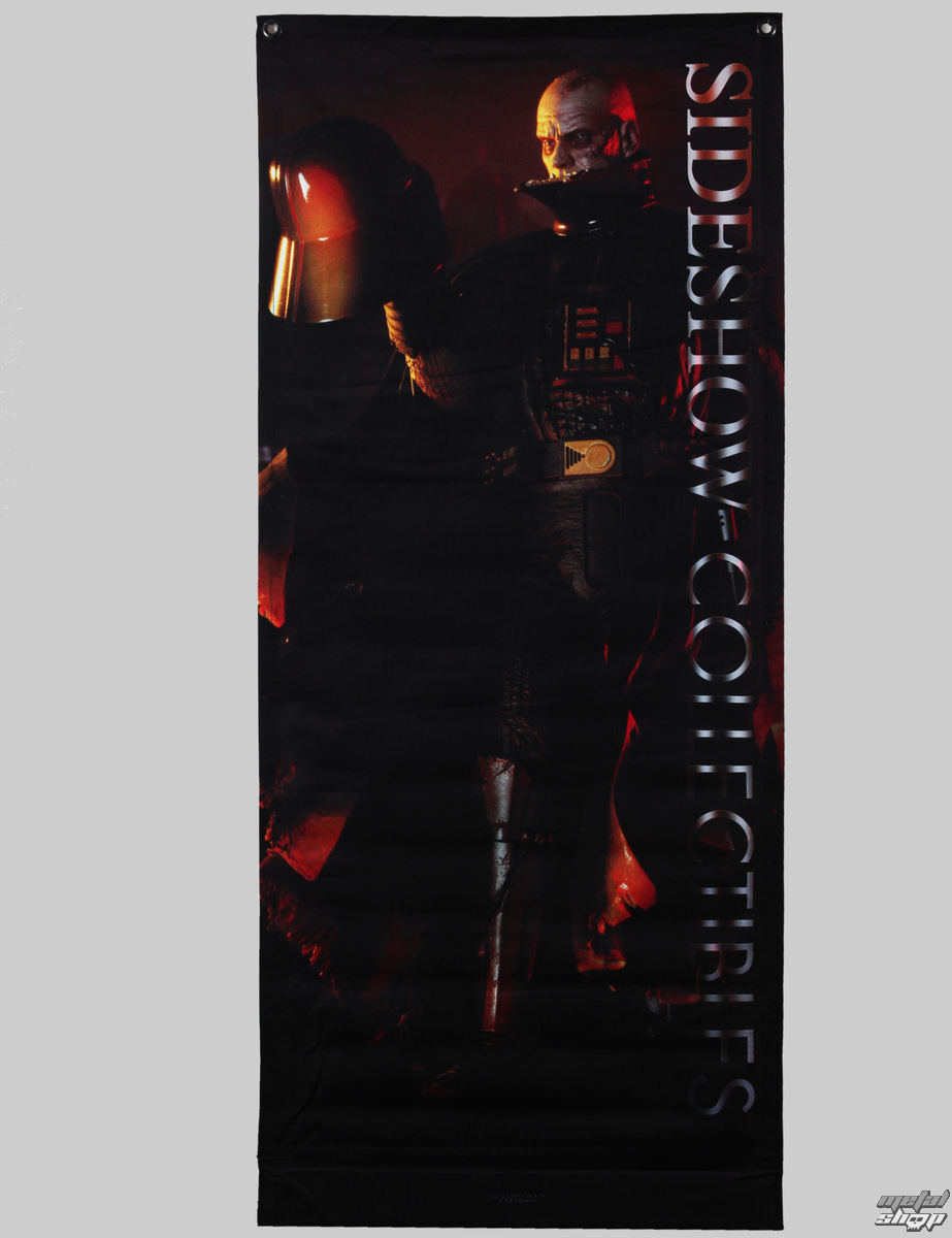 vlajka (banner) Star Wars - Darth Vader 64x152 - SSBAN001M
