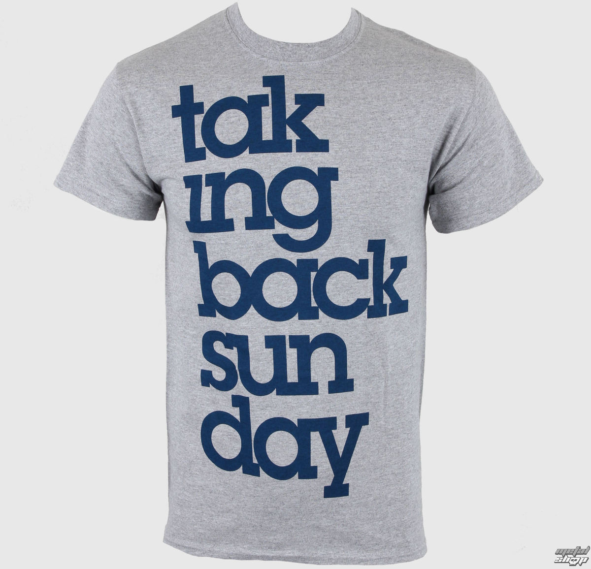 LIVE NATION Taking Back Sunday Logo Sports šedá