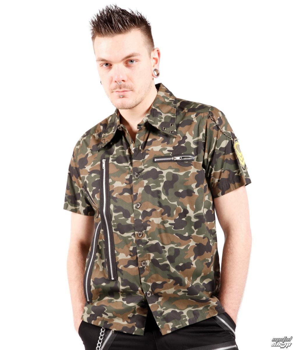 košile pánská DEAD THREADS (GS1214)