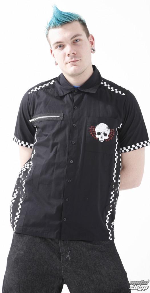 košile pánská DEAD THREADS (GS9237)