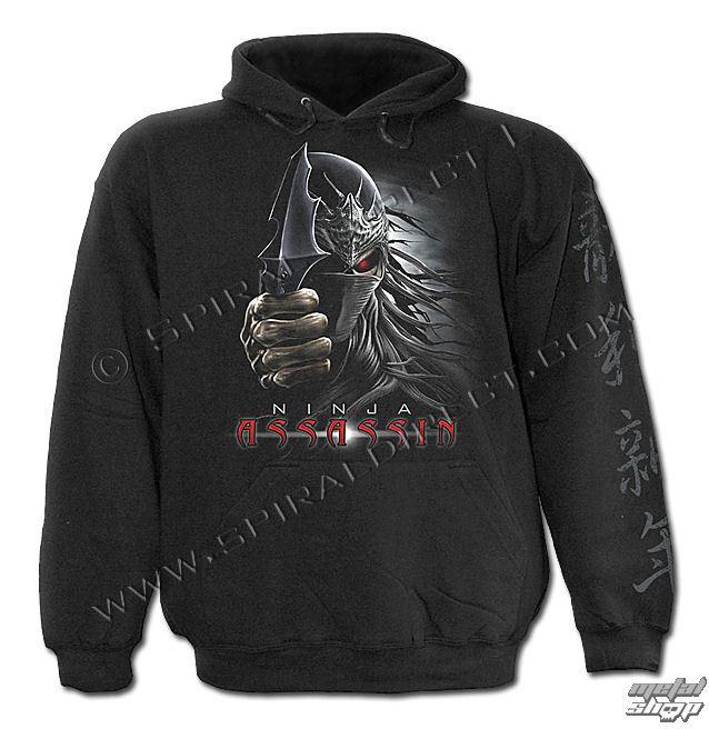 mikina pánská SPIRAL - Ninja Assassin - TR349800